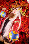 League of Legends - Syndra (New Year Version)