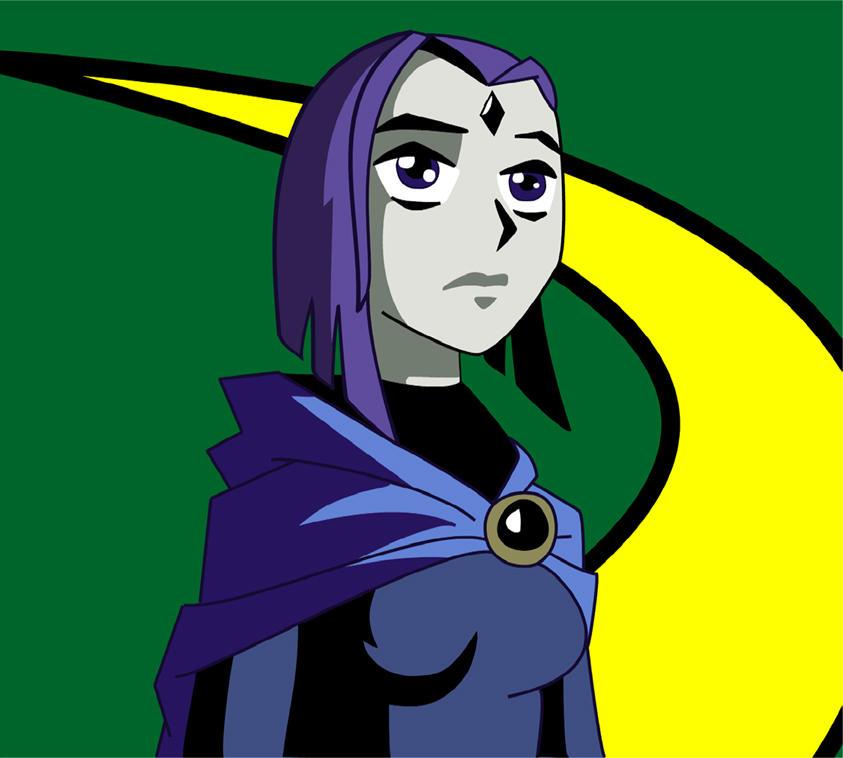 Raven Teen Titans 33