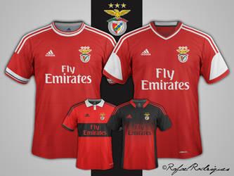 Camisola Benfica 2013/2014