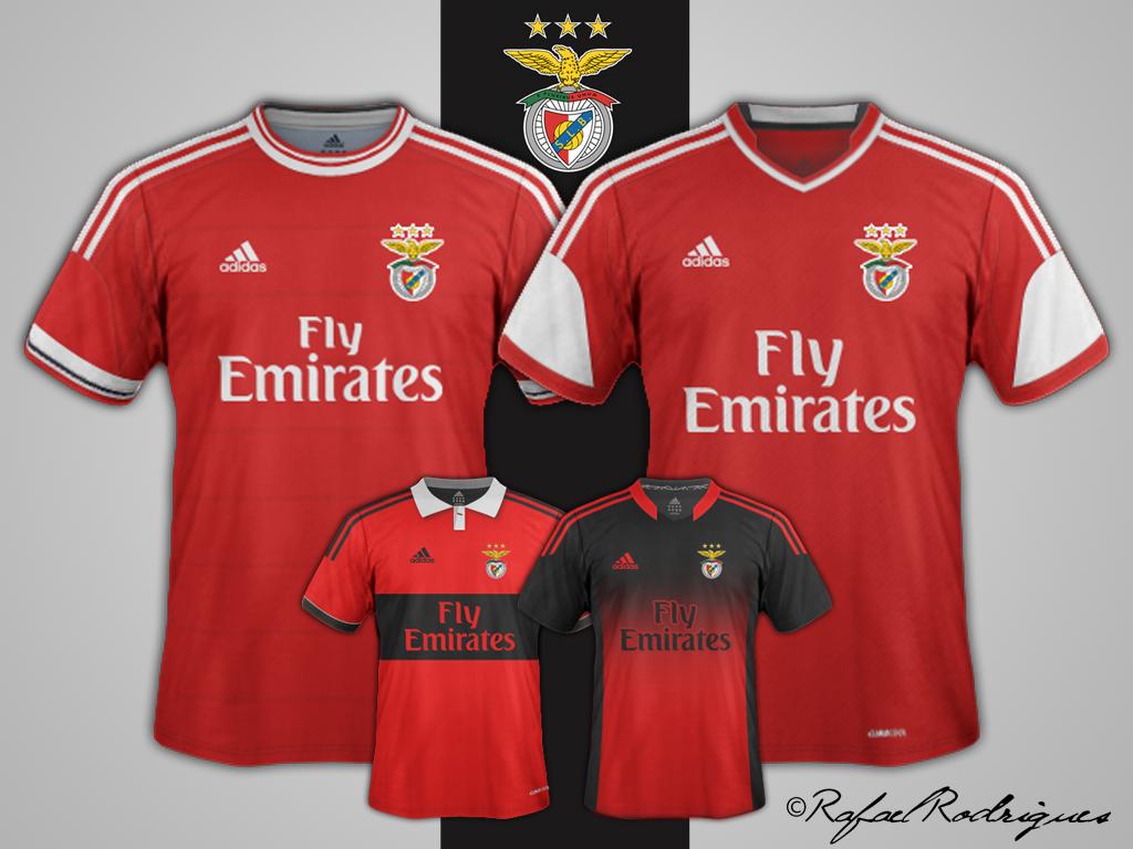 Camisola Benfica 2013/2014 by RafaRod