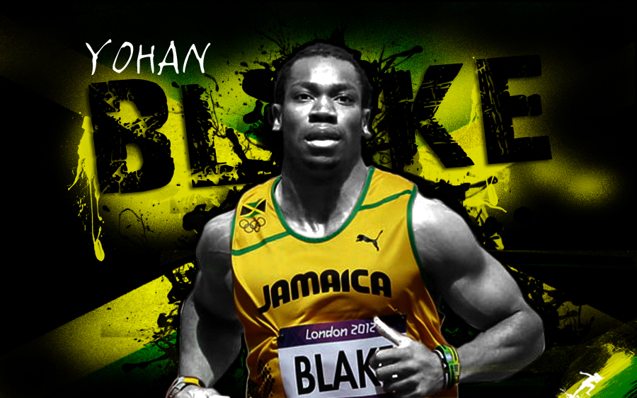 Image result for yohan blake wallpaper