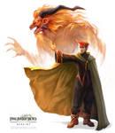 Final Fantasy Tactics - Male Summoner Repaint