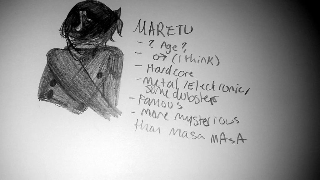MARETU by GraySlate