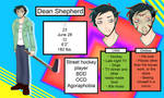 Dean Shepherd Official Reference by GraySlate