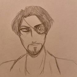 Goro Majima sketch