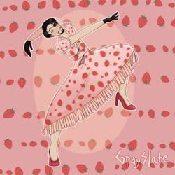 Strawberry Majima