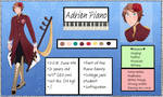 Adrien Piano Official Reference by GraySlate