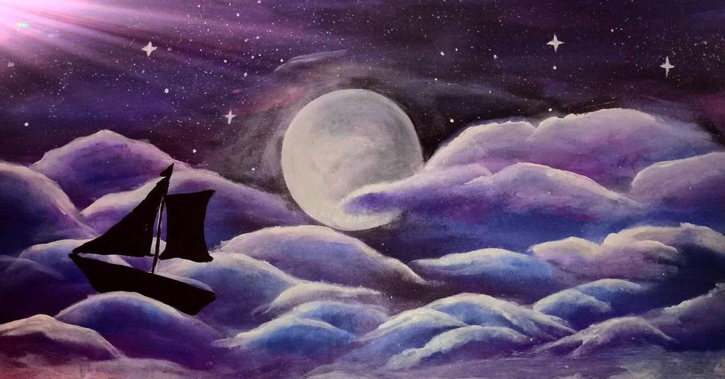 dreaming by manjaDoom