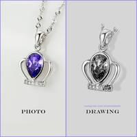 Jewelry Practice by drawnatdawn
