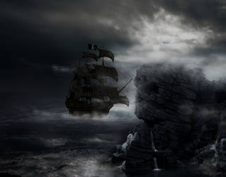 Pirates storm by VampirFan