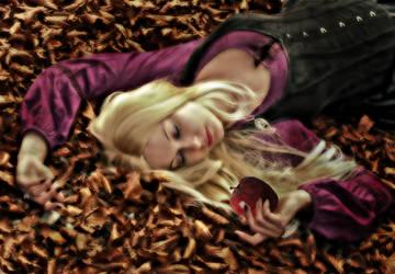 Sleeping by VampirFan