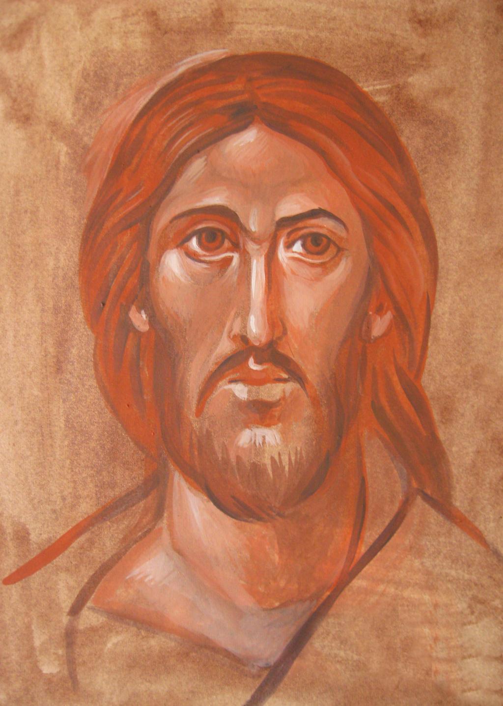 Image of Jesus Christ by yellika
