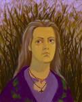 Wise Woman by yellika