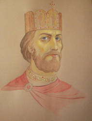 Vladimir the Great by yellika