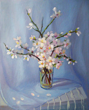 Almond by yellika