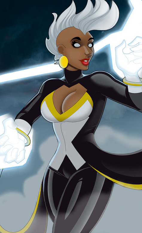 Storm Coming by Courtnee-Blackmon