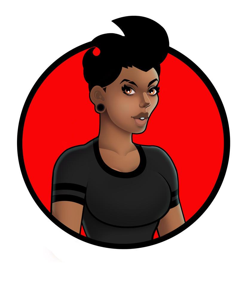 Mona by Courtnee-Blackmon