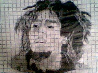 Bob Marley by FraggleTheSixth