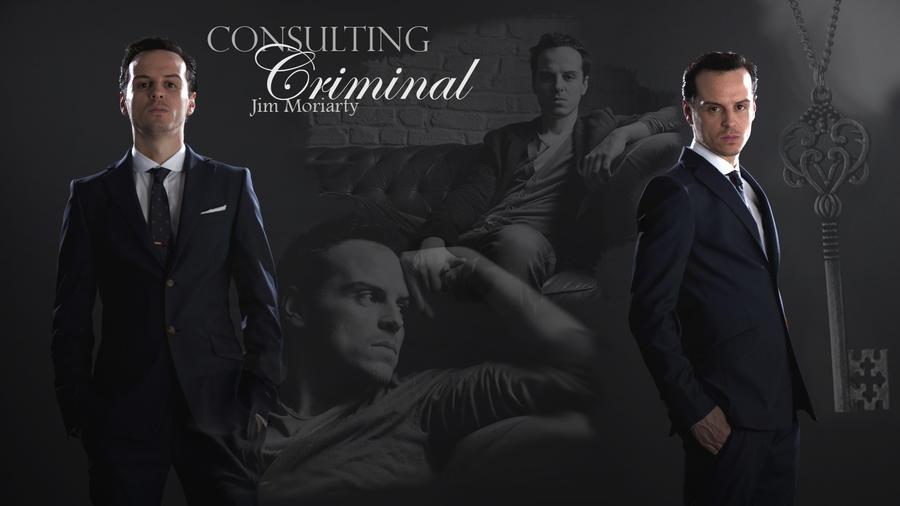 Consulting Criminal by KamikazeKittie
