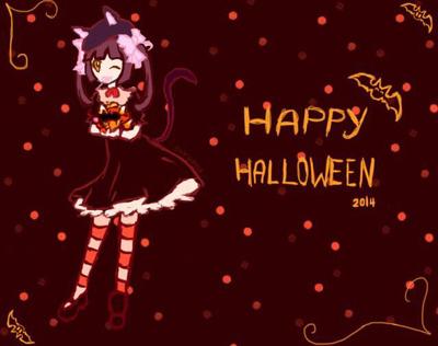 Happy Halloween!/original by coyumyumu