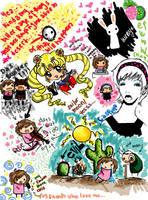 Desert Doodles by ichigo-ai