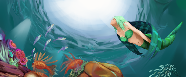 Oceanion by manu34695