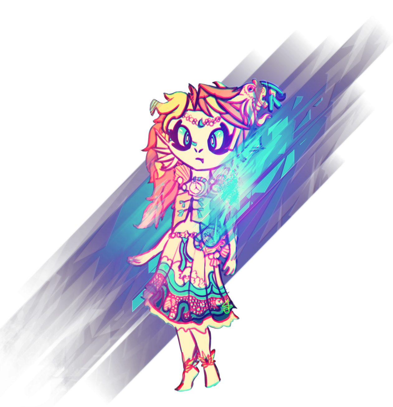 DOGY DID AN ART!!! Fractured_time_by_dogy9978-dafqxos