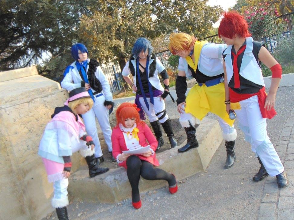 Nanami Team -without Ren by SoraCelesDRossetteTs