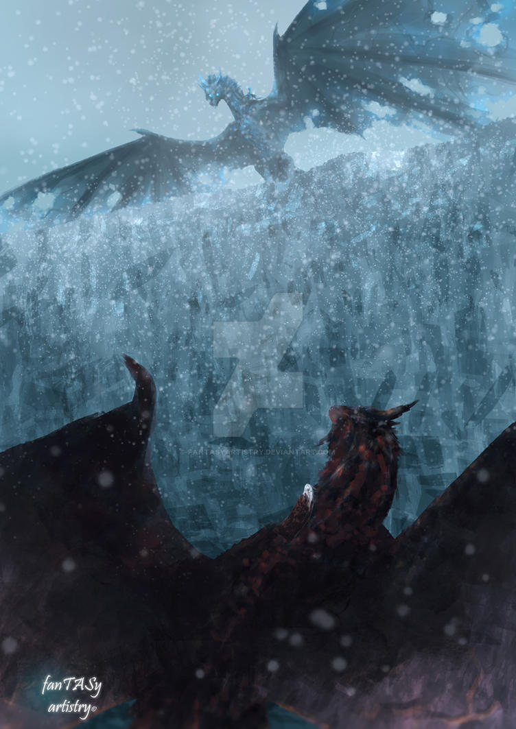 A Song Of Ice And Fire by fanTASyartistry on DeviantArt