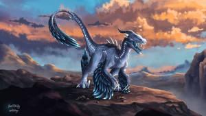 Biolumin Megaraptor OC