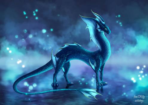 Malga dragon commission