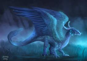 Mansi dragon commission