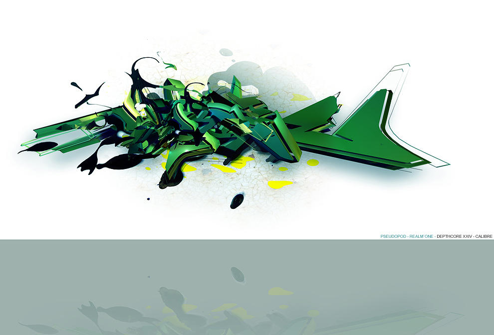 Polyethylene Disturbance by thefifthorder