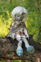 little unicorn by Marishuss