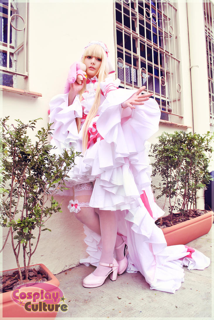 Chii - Chobits by cosplayculture