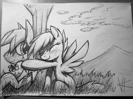 Quick sketch 1 by unitoone