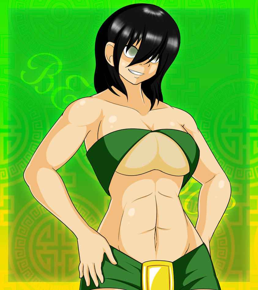 Toph bei fong nue