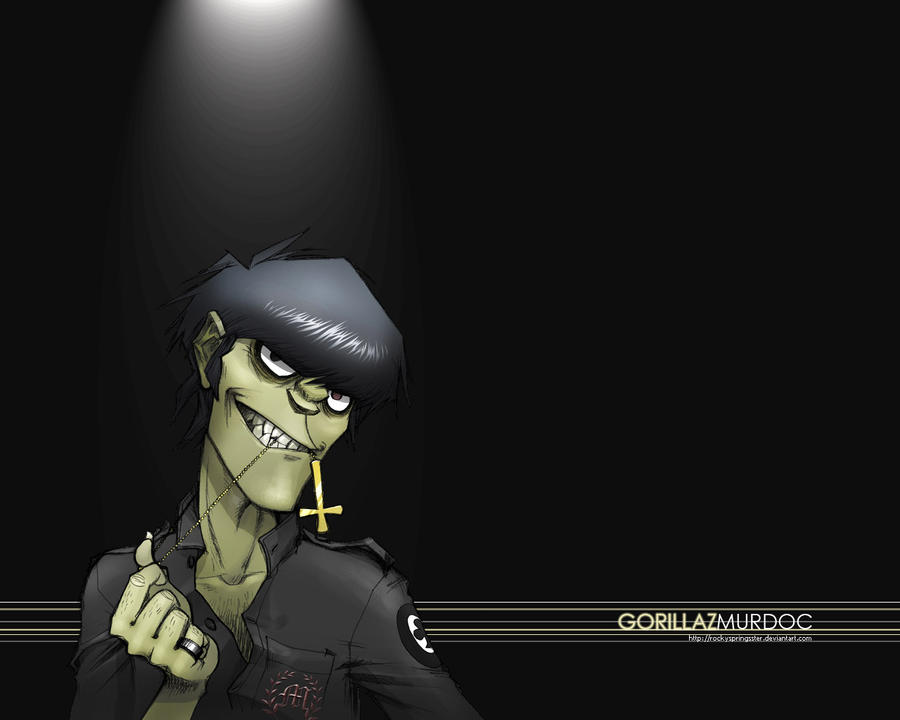 Murdoc, Murdoc 2012 by rockysprings