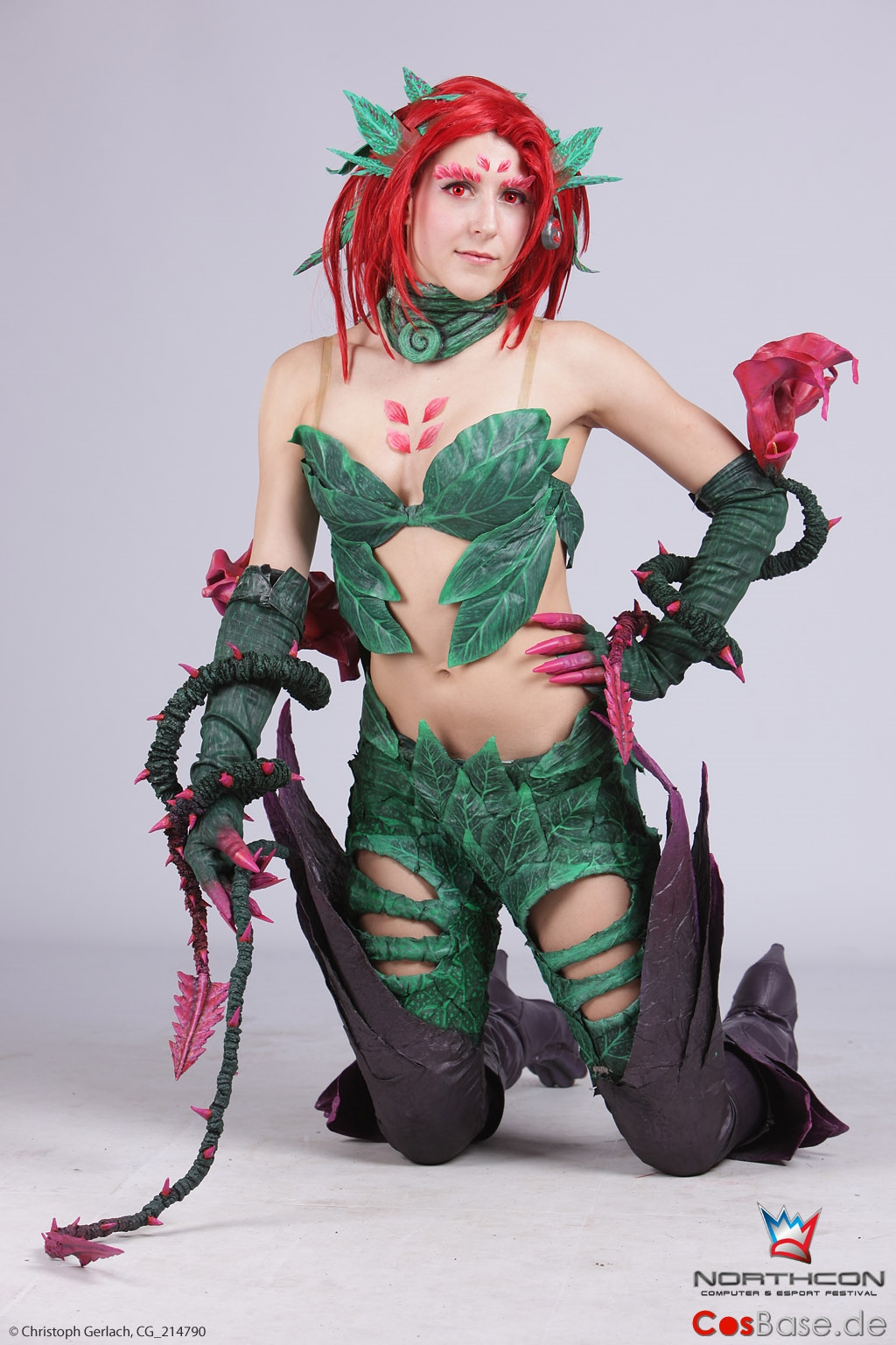 Zyra vine whip (Northcon 2013) by MowkyCosplay on DeviantArt