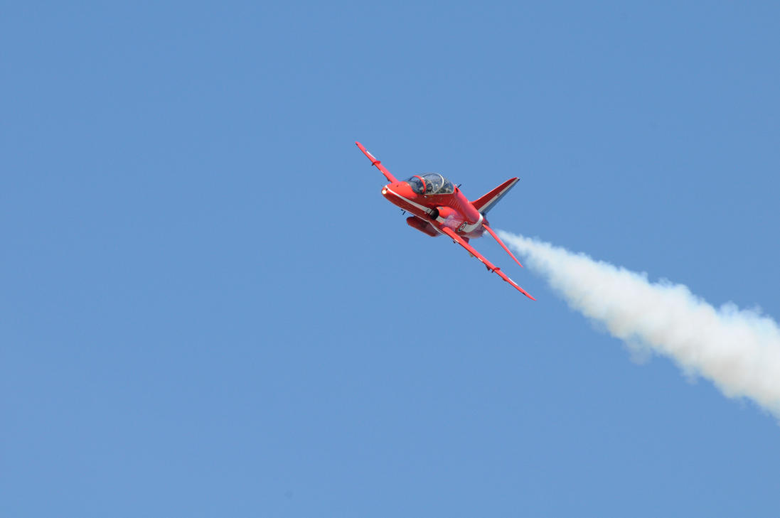 Red Arrows by volvot4