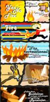 Fire is a No-No by slrfirestorm