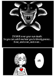 One Punch Frisk
