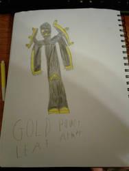 Gold Leaf Power Armor