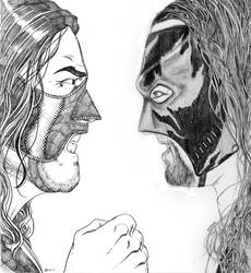 Jam - Abyss vs Kane by Lohrack