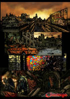 comic project 2008 by Ommega