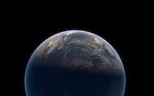 Planet Earth by mushin3D