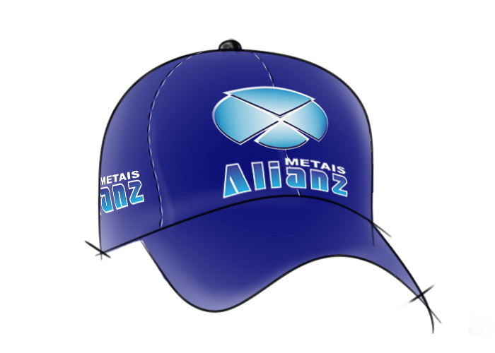 promotional cap by M41C0N