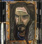 Thorin Oakenshield by Raunheimer7
