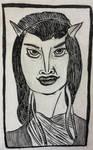 Draenei Sketch by Raunheimer7