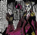 The Dark Elf Underworld Kingdom by Raunheimer7